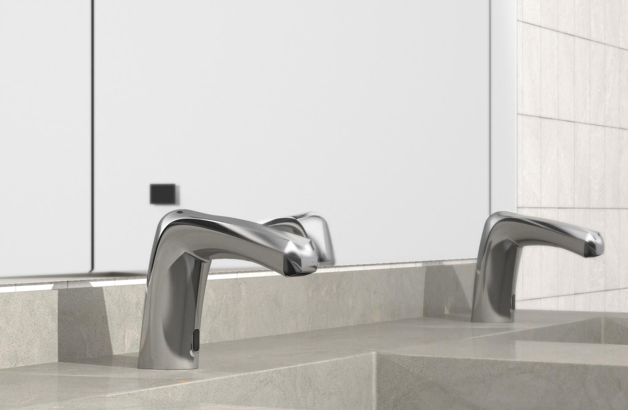 grifo-electronico-lavabo-presto-domo-sensia-ambiente